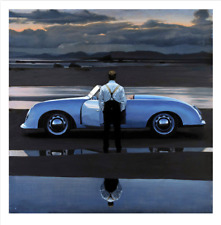 Iain Faulkner REFLECTION,  SEAMILL Limited Edition 63 of 95 Print Framed