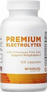 Clean Electrolyte Tablets Rapid Rehydration, Muscle Cramping, Hangover Recovery