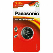 Panasonic 2354 Münze Lithium Batterie 3v CR2354 BR2354 DL2354