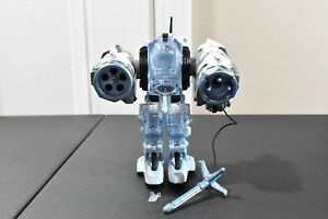 Tech Wars Wolf Bronski ICE Ground Assault E-Frame EXO-SQUAD Kaybee Exclusive