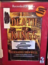 Death of Kings by Bernard Cornwell (2012, Audio, Other)