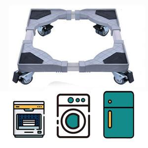 Waschmaschinen Untergestell Podest Sockel Unterbau Waschmaschinensockel & Räder