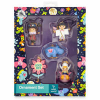 Disney Parks it's a small world Ornament Set New with Box