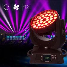 36x10W Zoom LED RGBW Multi Par Moving Head Stage Light 360W DMX16Ch Party DJ Bar