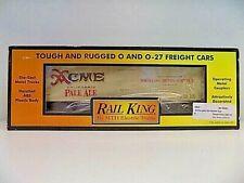 MTH/RAILKING #30-78081 ACME PALE ALE REEFER TRAIN CAR