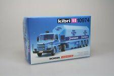 Kibri 10974 Scania Glastransporter En H0 Kit Construcción
