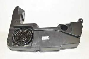 Audi A5 8T 07-12 Puits de roue de secours pour haut-parleur de graves subwoofer