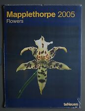 Robert Mapplethorpe Flowers 2005 Photo Kalender Calendar Calendario Calendrier