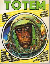 Fumetto TOTEM EDIZIONE NUOVA FRONTIERA ANNO 1981 NUMERO 14