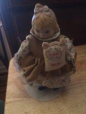 "Vintage Kaiser Stand 6"" Old Doll"
