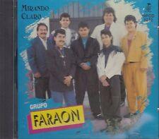 Grupo Faraon Mirando Claro CD New Sealed