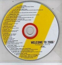 (DE574) Welcome To 2006, 17 tracks various artists - 2006 DJ CD
