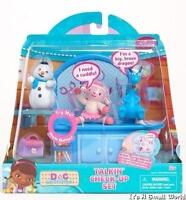 Disney Junior Doc McStuffins Talkin' Check-Up Set Table Stuffy Lambie Chilly NIB