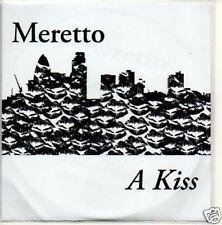 (236V) Meretto, A Kiss - DJ CD