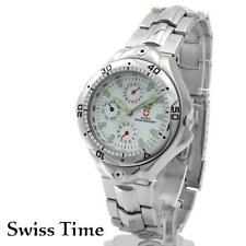 "SWISS TIME* Elegant  Brand New Gents Watch ""GREAT LOOK"""