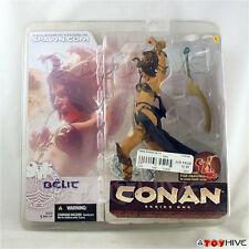 Conan Barbarian series 1 McFarlane Belit variant figure sealed price sticker
