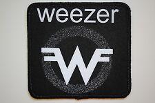 Weezer Sewn Patch (Sp1156) Rock