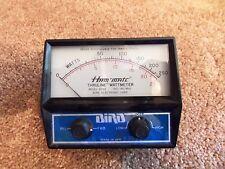 Bird 4362 Ham Mate Load Thruline Watt Meter 140-180MHz 250w