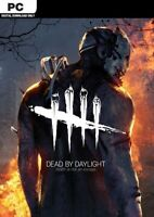 Dead By Daylight PC Steam [KEY ONLY!] GLOBAL FAST DELIVERY!