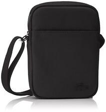 Lacoste Men's Classic Slim Vertical Camera Bag