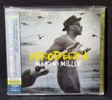 AFRODEEZIA Marcus Miller JAPAN IMPORT CD + DVD Limited EDITION 2-Disc Set - NEW