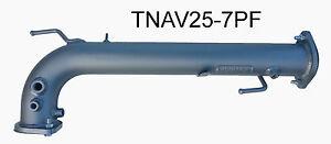 """NISSAN D40 NAVARA & R51 PATHFINDER 3"""" DIESEL PARTICULATE FILTER DPF PIPE"""