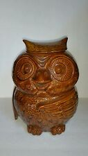 VTG McCOY Cookie Jar WOODSY OWL # 204 from the 1970s Wonderful Condition
