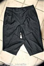 bonito pantalones de traje antracita RALPH LAUREN talla 50 (W40) NUEVO