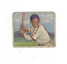 1950 Bowman EDDIE KAZAK RC #36 St. Louis Cardinals