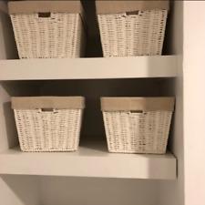 Hannah 3 Piece Wicker Basket Set