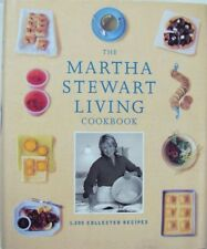 THE MARTHA STEWART LIVING COOKBOOK - MARTHA STEWART