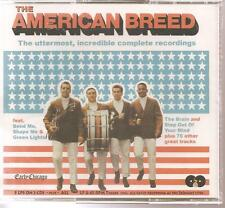THE AMERICAN BREED - 3 CD Set  Uttermost Incredible  BRAND NEW