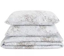 New Calvin Klein Presidio Queen Duvet Cover Set! Retail Price $315
