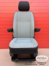 Seat VW T6 front passenger adjustments armrests Robust Moonrock titan t5