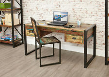 Baumhaus Urban Chic Funky Laptop Desk / Dressing Table - Reclaimed Wood