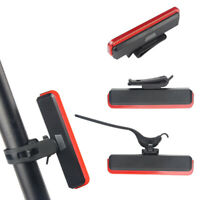 Bright LED MTB Bicycle Lights Bike Waterproof Front Rear Tail Lights 2*AAA