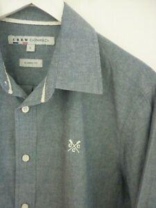 Crew clothing Men's Classic fit shirt. Large