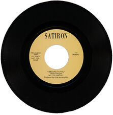 "MILTON WRIGHT  ""I BELONG TO YOU""  STORMING NORTHERN SOUL"