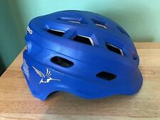 Hummingbird Sports Lacrosse Helmet - Small/Medium, Blue - Brand New