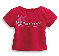 American Girl St. Louis Foil Star Tee Shirt Place MYAG Lea Grace NIP