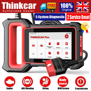 Thinkscan OBD2 ABS SRS BCM Code Reader Scanner Reset EPB ABS BMS Diagnostic Tool
