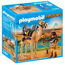 Playmobil 5387 campamento egipcio Tomb RAIDERS's - tracked P&P