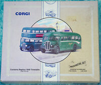 Corgi The Provincial Set Set 97072 Gosport & Fareham Certificate Ltd Edit 5365