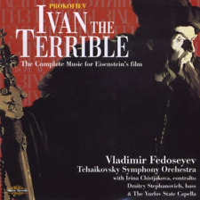 Prokofiev: Ivan the Terrible (complete film music), , Good
