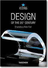 Design of the 20th Century (Icons Series), , Good Used  Book