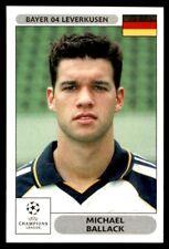 Panini Champions League 2000/2001 - Michael Ballack Bayer 04 Leverkusen No. 45