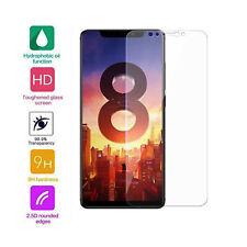 2 × Xiaomi mi8 Genuine 9H Tempered Glass Film Screen Protector