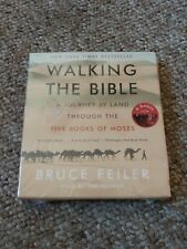 Walking the Bible CD Low Price: A Journey by Land Through the Five Books of Mose