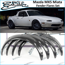Mazda MX5 Miata fender flares set, Mazda mx 5 Na 70 mm Wheel arches set 4 pcs.