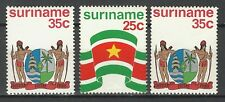 Suriname Conference Fao Armoiries Drapeau Coat of Arms Flag Wappen Flagge **1976